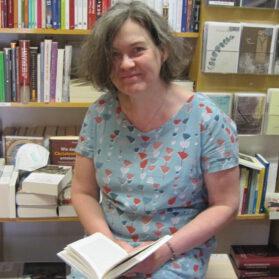 Buchhändlerin Renate Scholz